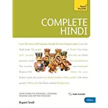 Complete Hindi Beginner to Intermediate Course: (Book and audio support) (Teach Yourself)