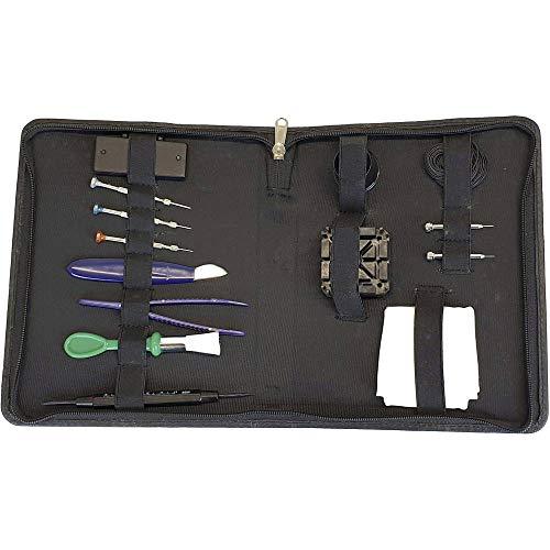 Toolcraft 114TLG. UHRENWERKZEUGSET MIT Tasche