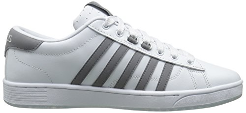 K-Swiss Hoke Cmf Ice, Baskets Basses homme Blanc - Weiß (White/Stingray/Ice)