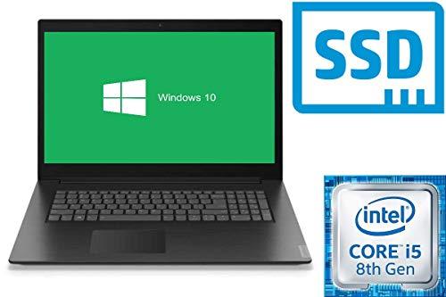 LENOVO V320-17IKB - INTEL CORE i5 - 500GB SSD + 2000GB HDD - 8GB DDR4-RAM - WINDOWS 10 PRO - 44cm (17.3
