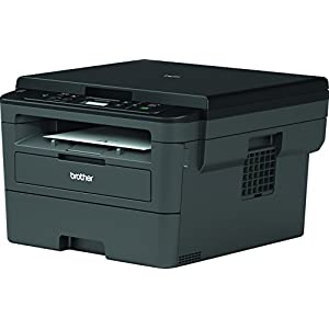 Brother Multi-Function Laser Printer Printer grey