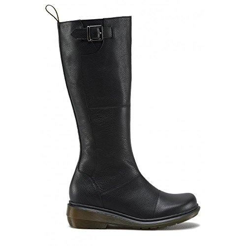 Womens Black Moll Viola High Boots 5