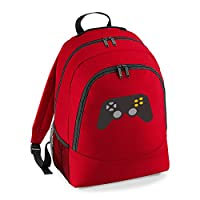 Apparel Printing Emoji Video Game Universal Backpack