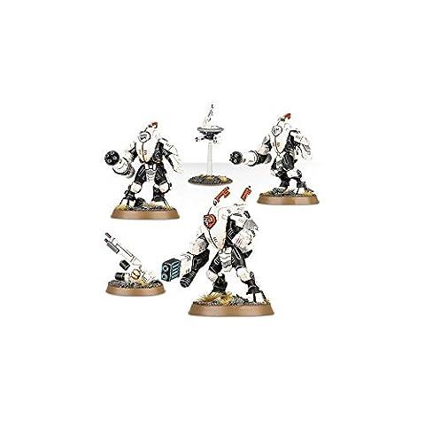 Tau Empire XV25 Stealth Battlesuits Warhammer 40k 40.000 Games Workshop (Warhammer 40k Figuren)