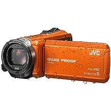 "JVC GZ-R415DEU - Videocámara (Videocámara manual, CMOS, 25,4 / 5,8 mm (1 / 5.8""), 1,8 - 6,3 mm, Tarjeta de memoria, 3680 x 2760 Pixeles)"