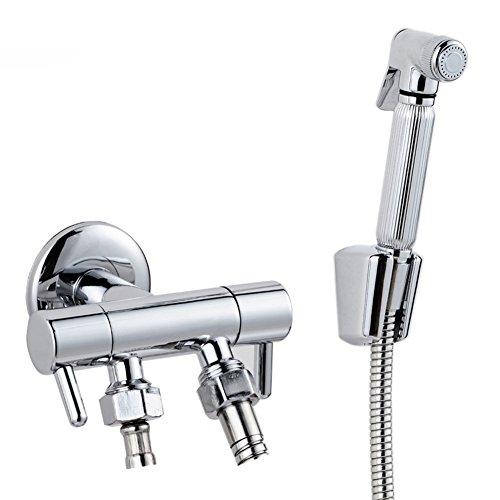 HCP Toilettes Kit de pistolet pulvérisateur/Bidet multifonction irrigator