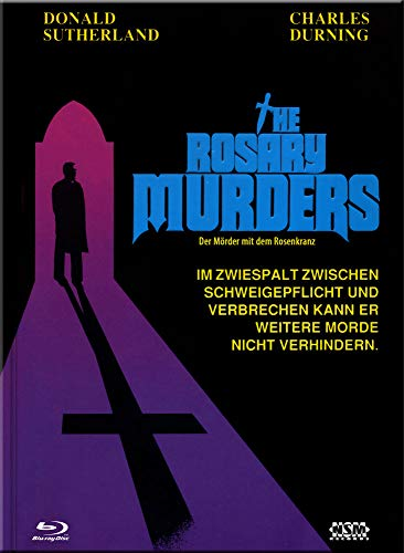 Der Mörder mit dem Rosenkranz [Blu-Ray+DVD] - uncut - limitiertes Mediabook Cover D