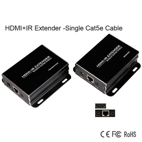 milkee-100m-330ft-hdmi-extender-transmitter-and-receiver-set-over-single-cat-5e-6-cable-with-ir-remo