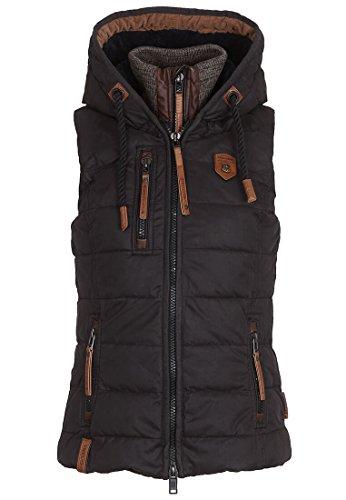 Naketano Female Jacket Bambi Alte Schlampe Black, M