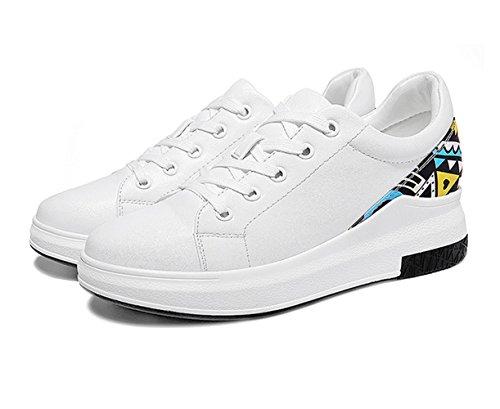 XTIAN - Pantofole a Stivaletto Donna Bianco
