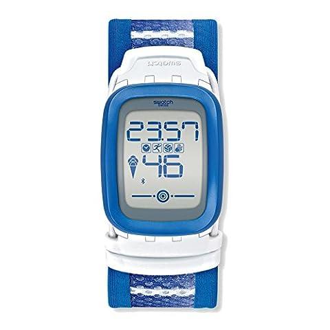 Watch Swatch Touch Zero One SUVW102A SKYZERO L