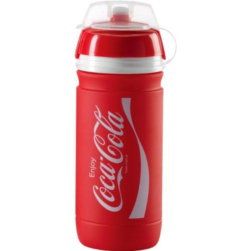 elite-corsa-nature-gourde-trinkflasche-elite-scalatore-corsa-coca-cola-rot-550-ml
