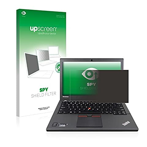 X250 Lenovo - upscreen Spy Shield Filter Filtre de Confidentialité
