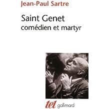 Œuvres complètes de Jean Genet, I:Saint Genet, comédien et martyr