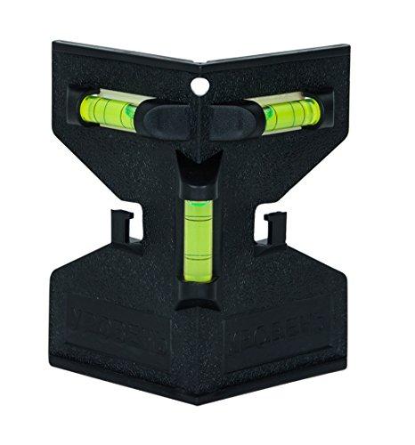 Gravidus praktische Winkelwasserwaage mit Magneten
