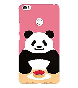 EPICCASE Panda food Mobile Back Case Cover For Xiaomi Mi Max (Designer Case)