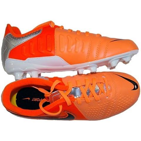 Botas Nike CTR360 Libretto III AG Naranja -Junior-