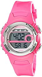 Timex Womens T5K771M6 Marathon Digital Display Quartz Pink Watch