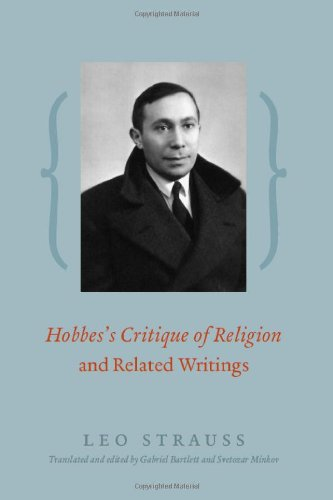 Hobbes's Critique of Religion and Related Writings