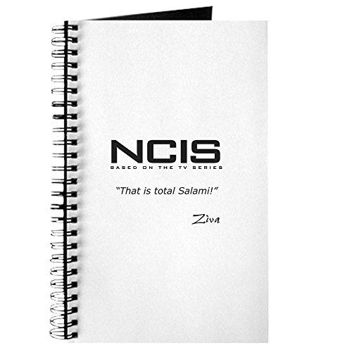 CafePress - NCIS 855 David Salami Zitat - Spiralgebundenes Tagebuch, persönliches Tagebuch, liniert