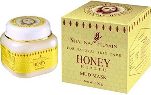 Shahnaz Husain Honey Health Mud Mask For Natural Skin Care 100g