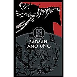 Batman: Año uno- Edición DC Black Label