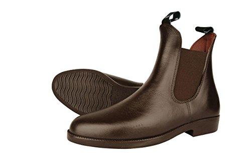 Dublin Kinder Universal Jodhpur-Boots Braun