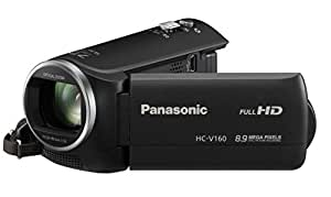 Panasonic HC-V160EB-K Full HD Camcorder with Creative Control