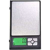 Quantum Abacus Báscula digital de precisión/balanza para correo/joyería/pesacartas/microbalanza
