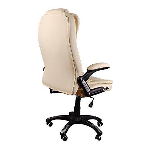 Giosedio BSB Massaggiante poltrona elegante per ufficio, Sedile in ...