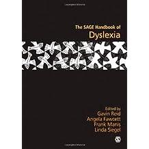 The SAGE Handbook of Dyslexia (Sage Handbooks)