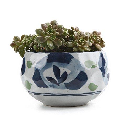 t4u-11-cm-in-ceramica-stile-giapponese-argilla-seriale-verde-primavera-fiori-sucuulent-vaso-cactus-v