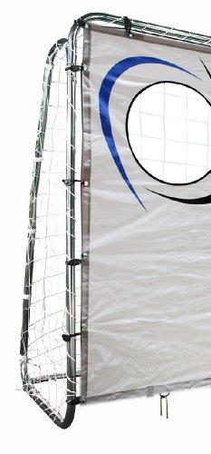 Hudora Fußballtor Trainer mit Torwand - 2