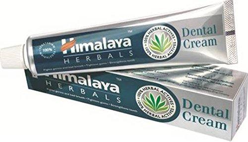 Himalaya Herbals Ayurvedische Zahncreme 3 x 100g mit GRATIS Zahncreme in Reisegröße
