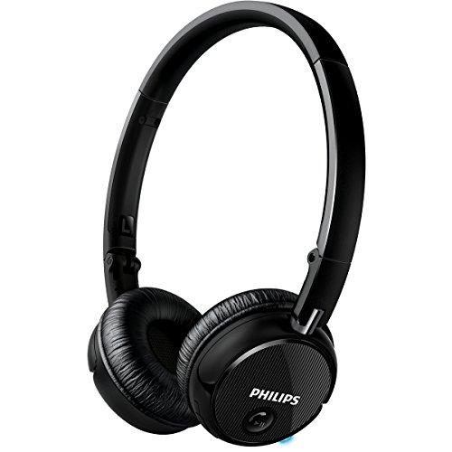 Philips SHB6250/27 Wireless Bluetooth Headphones Black
