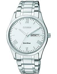 Citizen Herren-Armbanduhr Analog Quarz Edelstahl BM8506-83AE