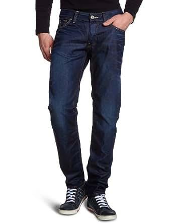G-STAR Herren 3301 Low Tapered Jeans, Blau (dk aged 4639-89), W28/30L