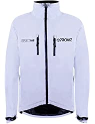 Proviz Women's Reflect 360 Cycling Jacket - Silver/Reflective