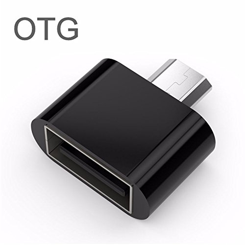 T-mobile-handys Galaxy S5 (KRS OTG3-Schwarz - USB OTG - otg Adapter Micro-USB-Stecker Typ B / USB-Kupplung Buchse Typ A OTG Android Roboter Robot -USB Adapter für Huawei Ascend Mate Mate 2 P6 P6S Samsung Galaxy S3 S4 S5 S6 S7 Note Sony Xperia Z1 L39h Z1 für Honami Mini Compact ZL L35i Tablet Z Honor 6 7(OTG3-S))