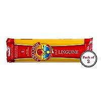 Pastificio Riscossa Linguine Pasta, 500 GMS (Pack of 2)