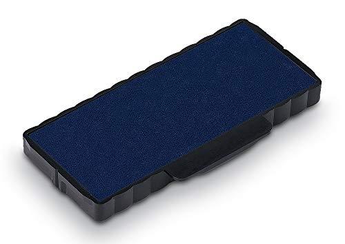 Trodat 6/55 Ersatzkissen Austauschkissen Stempelkissen für Professional 5205, 1 Stück einfarbig (Blau)