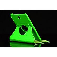 Funda Caso para Samsung Galaxy Tab A SM-T550 T551 T555 9.7 Pulgadas Smart Cover Slim Case Stand Flip (Verde) NUEVO