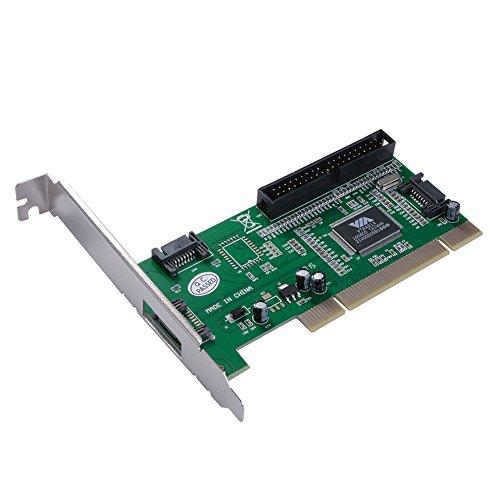 Coomir PCI 3 Puertos Adaptador Tarjeta controladora