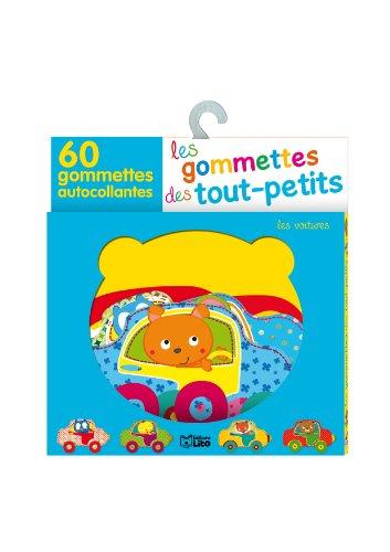 Les Gommettes des Tout-Petits : les Voitures - De ...