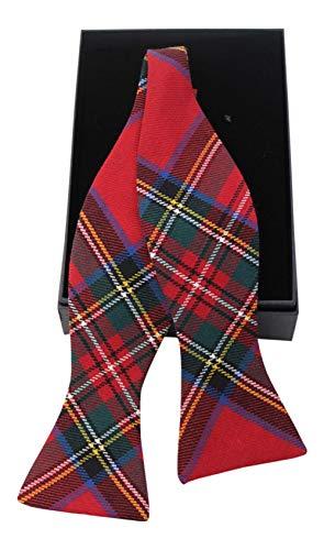 Edinburgh Bow Tie Company Corbata Lazo clásica Real