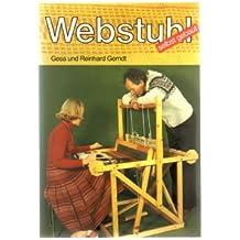 Webstuhl, selbstgebaut.