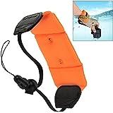 Camera Floating Wrist Strap Adjustable Wristband For Waterproof Camera (Orange)