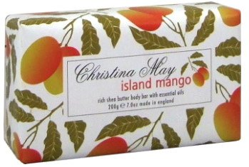Christina May - Savon Mangue de l'île - 200g