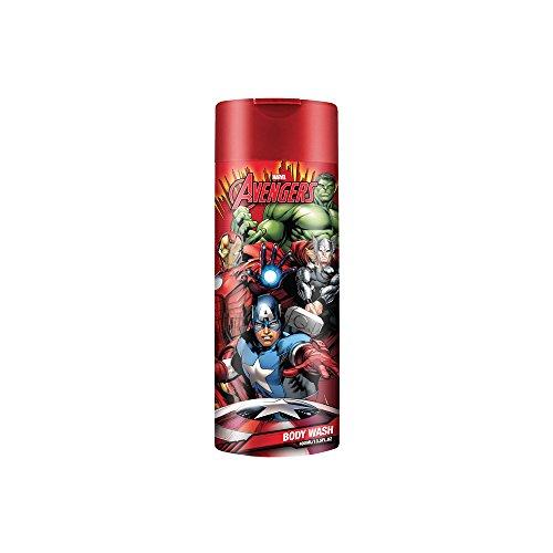 Avengers - Marvel Body Wash, 1er Pack (1 x 458 ml)
