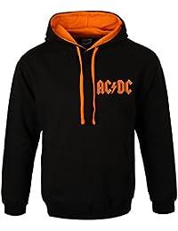 AC/dC lET bE tHERE rock à fermeture éclair-veste zippée à capuche pour homme